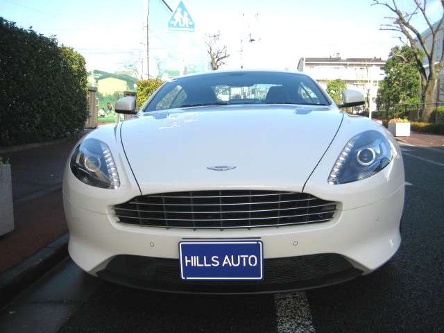 2014 Aston Martin DB9