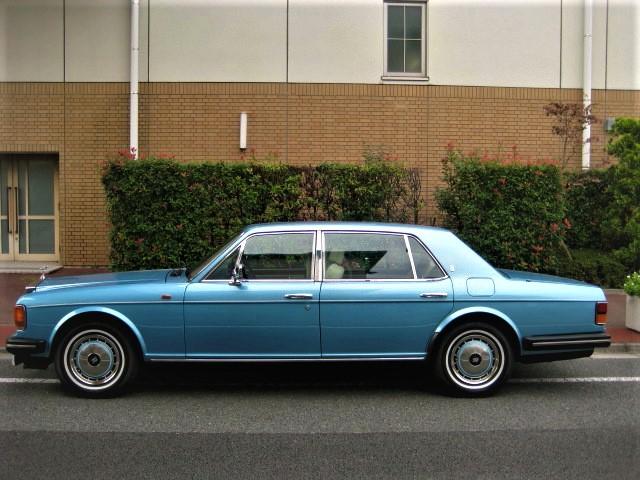 1991 Rolls-Royce Silver SpurⅡ