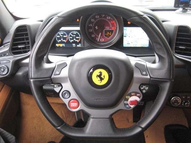 2010 Ferrari 458 Italia F1 DCT