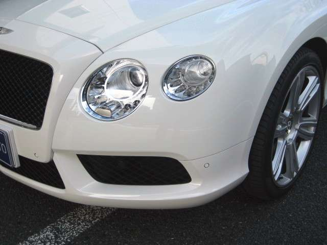 2014 Bentley Continental GT V8 4WD
