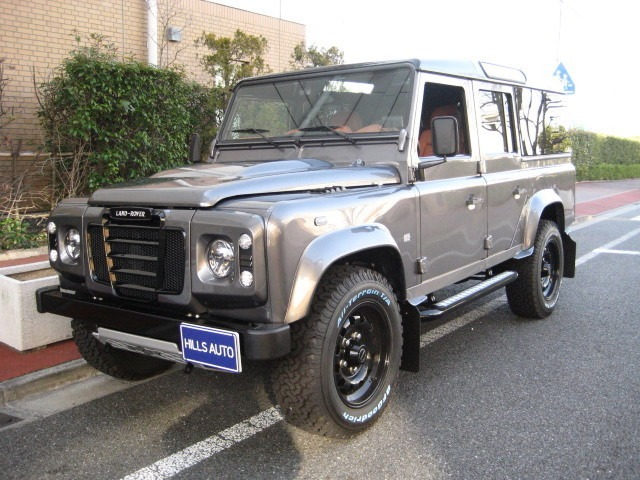 2016 Land Rover Defender 110 SW