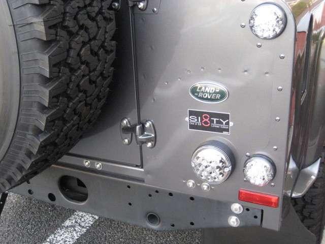 2016 Land Rover Defender 110 SW