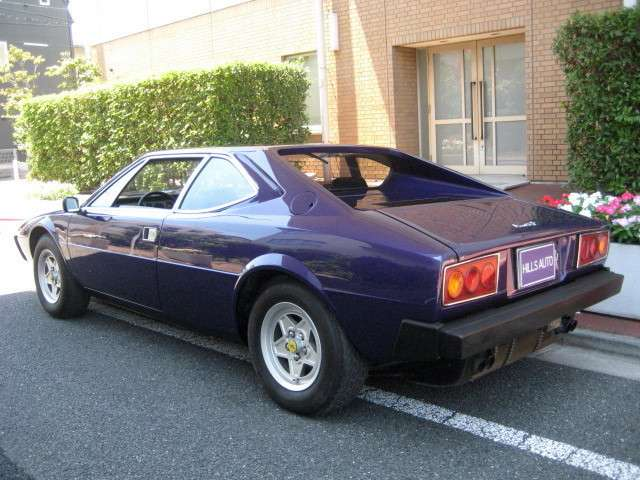 1980 Ferrari Dino 308 GT4
