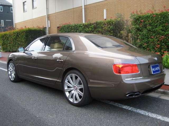 2014 Bentley Flying Spur V8 4WD
