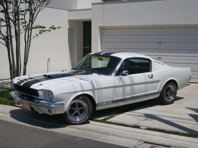 1966 Ford Mustang GT66
