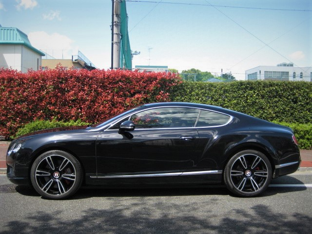 2013 Bentley Continental GT  V8 4WD
