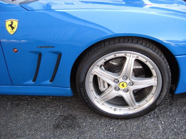 2015 Ferrari 550M  Maranello F1