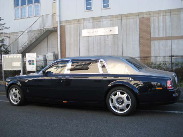 2007 Rolls-Royce PHANTOM EWB  PARTITION