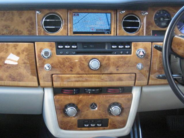 2007 Rolls-Royce PHANTOM EWB  PARTITION
