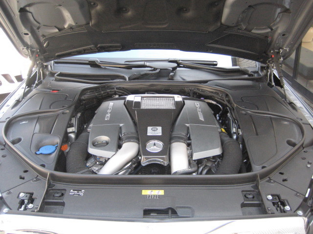 2014 MERCEDES AMG S63 4MATIC LONG DYNAMIC P.K.G