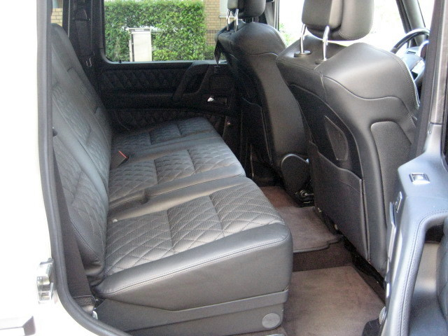 2014 Mercedes-Benz G63 AMG 4WD Degino X Crucib