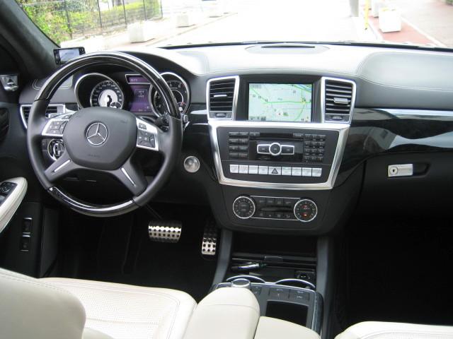 2014 Mercedes-Benz AMG GL63
