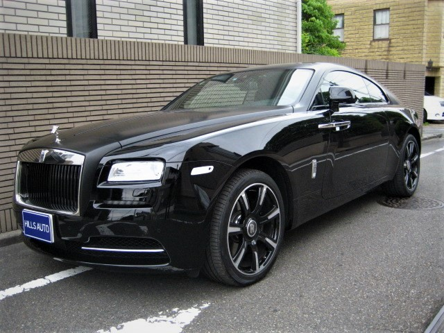 2016 Rolls-Royce WRAITH UMBRA World limited
