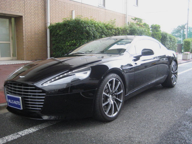 2015 Aston Martin RAPIDE S Touch-Tonic Ⅲ