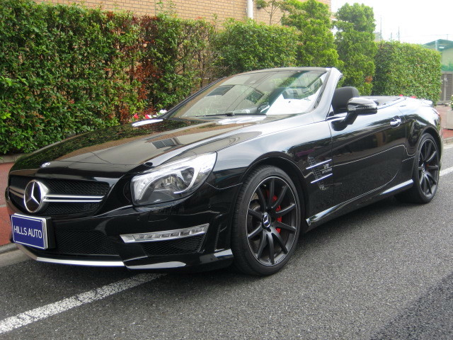 2015 Mercedes-Benz  SL63 AMG PERFORMANCE P.K.G