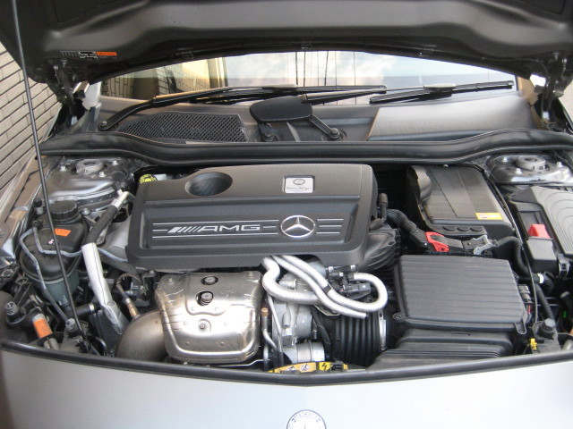 2014 MERCEDES AMG A45 4MATIC