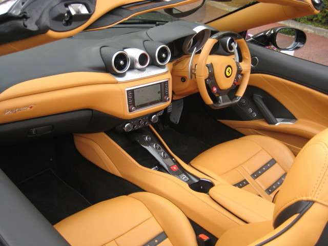2015 Ferrari California T F1  DCT