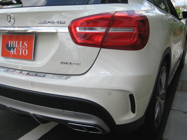 2015 Mercedes-Benz GLA45 AMG 4MATIC