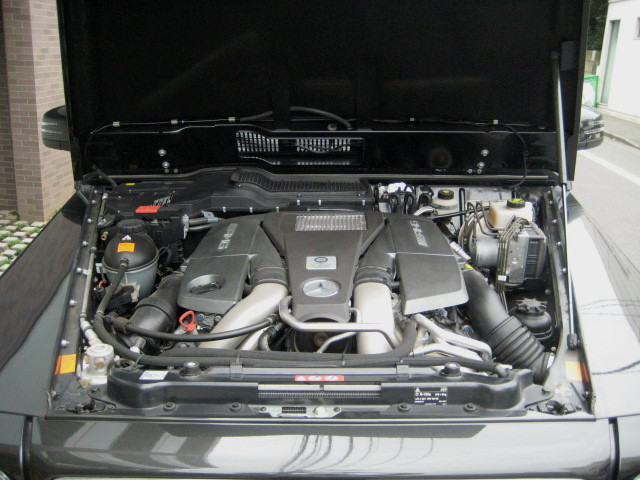 2013 Mercedes-Benz G63  AMG 4WD Degino X Crucib