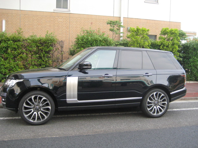 2014 Land Rover Range Rover AUTOBIOGRAPHY 4WD