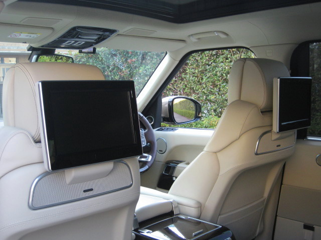 2014 Land Rover Range Rover  AUTOBIOGRAPHY LONG 4WD