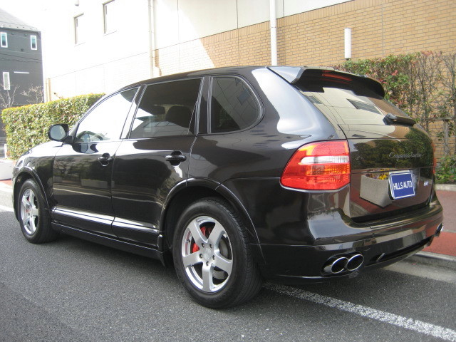 2008 Porsche Cayenne TURBO 4WD