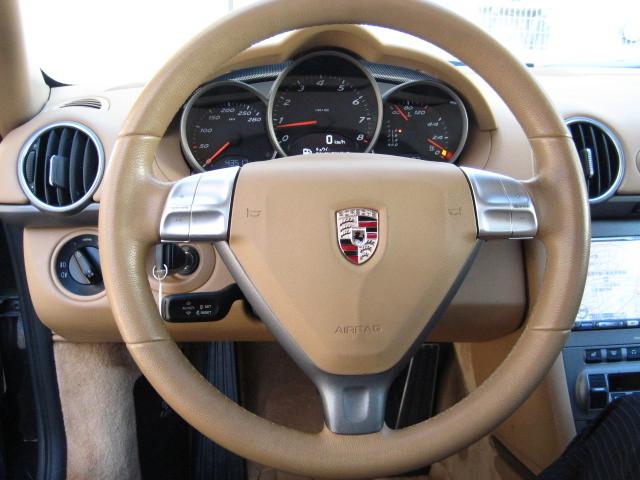 2007 Porsche Cayman TIPTRONIC