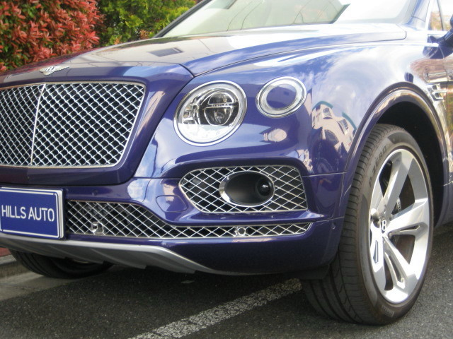 2016 Bentley BENTAYGA 6.0 4WD