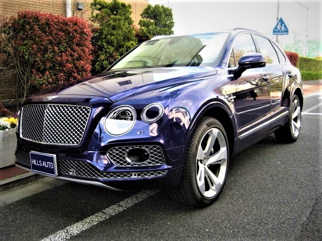 2016 Bentley BENTAYGA 6.0 4WD  2017 model