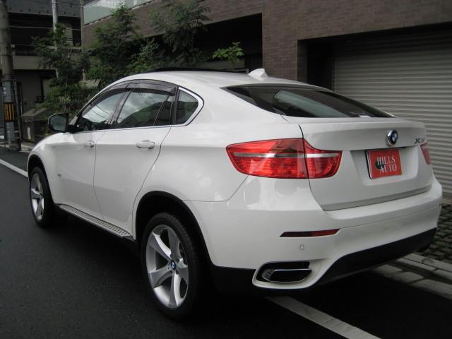 2011 BMW X6 ACTIVEHYBRID 4WD