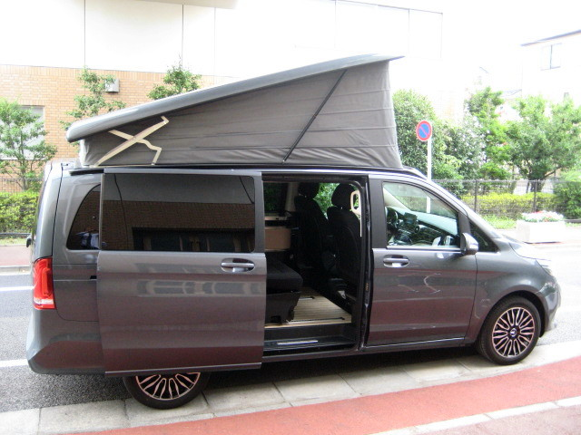2016 Mercedes-Benz V250d  MARCO POLO