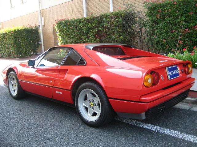 1987 Ferrari 328GTB