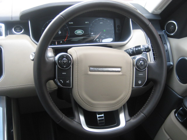 2014 Land Rover Range Rover Sport AUTOBIOGRAPHY DYNAMIC 4WD