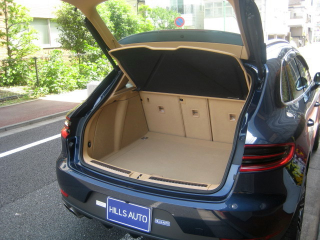 2015 Porsche Macan S PDK 4WD