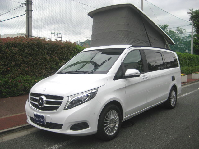 2016 Mercedes-Benz V250 4MATIC MARCO POLO