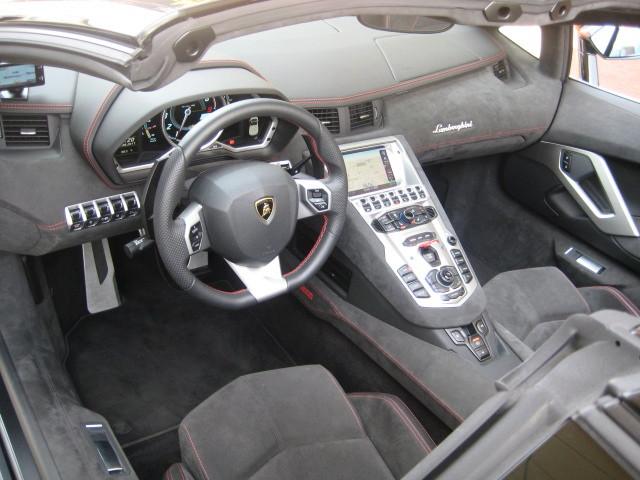 2015 Lamborghini Aventador Roadstar LP700-4  PIRELLI EDITION