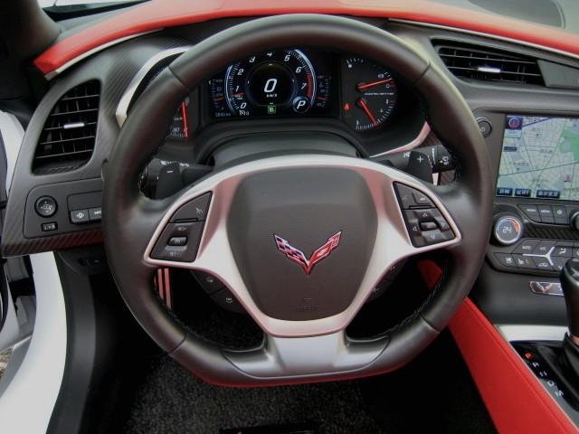 2016 Chevrolet CORVETTE CONVERTIBLE Z51