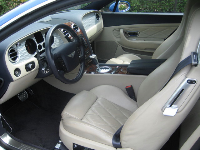 2006 Bentley Continental GT 6.0 4WD