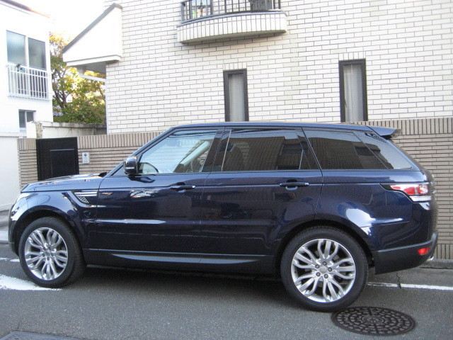 2014 Land Rover Range Rover Sport HSE 4WD