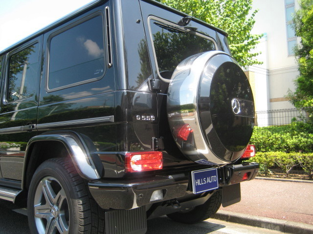 2016 Mercedes-Benz G550 4WD
