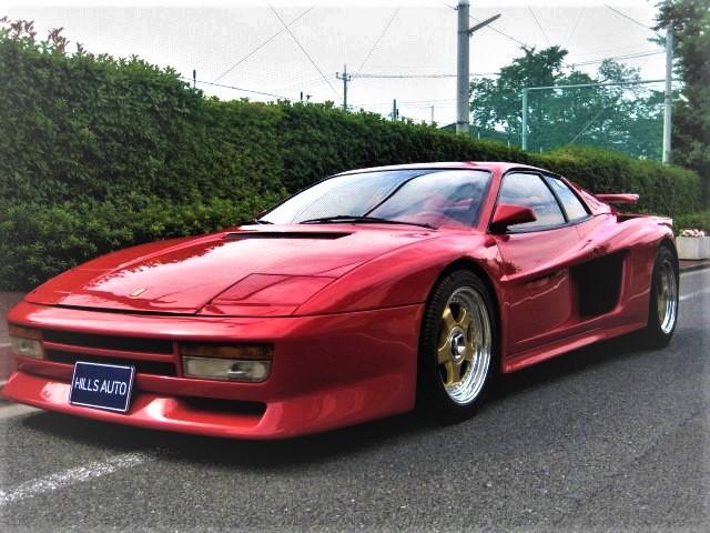 1986 Ferrari Testarossa KOENIG