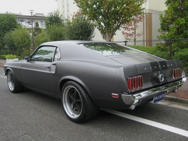 1972 Ford MUSTANG FASTBACK