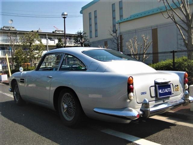 1963 Aston Martin DB4 SERIES 5