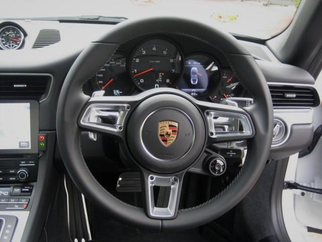 2017 Porsche 911 Carrera PDK