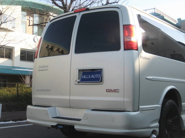 2015 GMC SAVANA EXPLORER LTD LONG