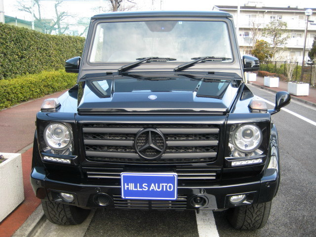 2014 Mercedes-Benz G350 Blue Tech Luxury PKG 4WD