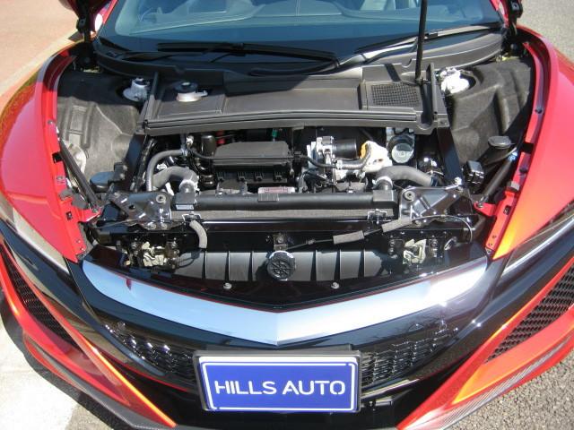 2017 Honda NSX 3.5 4WD