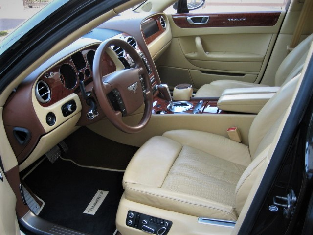 2006 Bentley Continental Flying Spur 4WD MANSORY