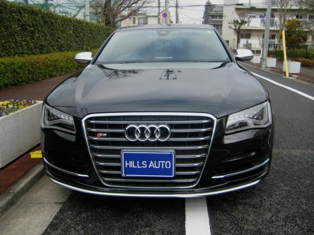 2013 Audi S8 4.0 4WD