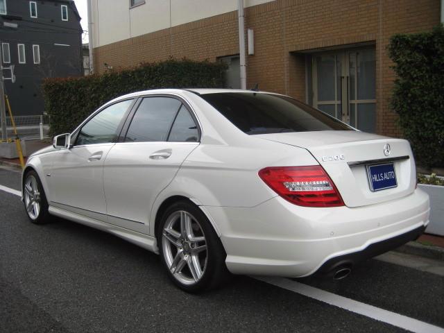 2011 Mercedes-Benz C200 B/F Avant garde  Sports package